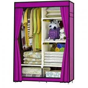 Comprar Closet Zapatera Organizador Compartimientos Metal Rosa