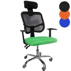 Comprar Silla Oficina Sillon Ejecutivo Reclinable Ergonomico Verde