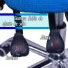 Silla Oficina Sillon Ejecutivo Reclinable Ergonomico Azul