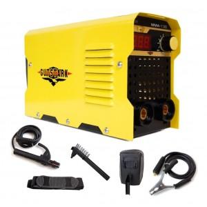 Comprar Soldadora Mini Inversora 130a Electrodos Careta Cable