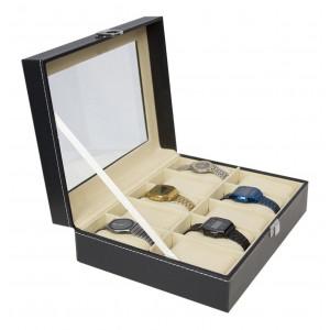 Comprar Estuche Relojes Caja Exhibidor Almohadillas 10 Relojes Alaja