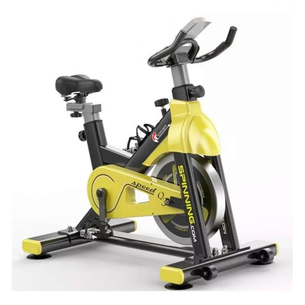 Bicicleta Fija 11 Kg Centurfit Fitness Gym Estatica Spinning