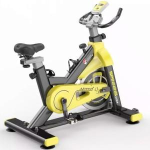 Bicicleta Fija 11 Kg Centurfit Fitness Gym Estatica Spinning imagen secundaria