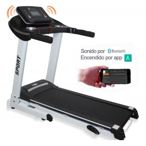 Comprar Caminadora Electrica Centurfit 2.75hp Bluetooth Inclina App