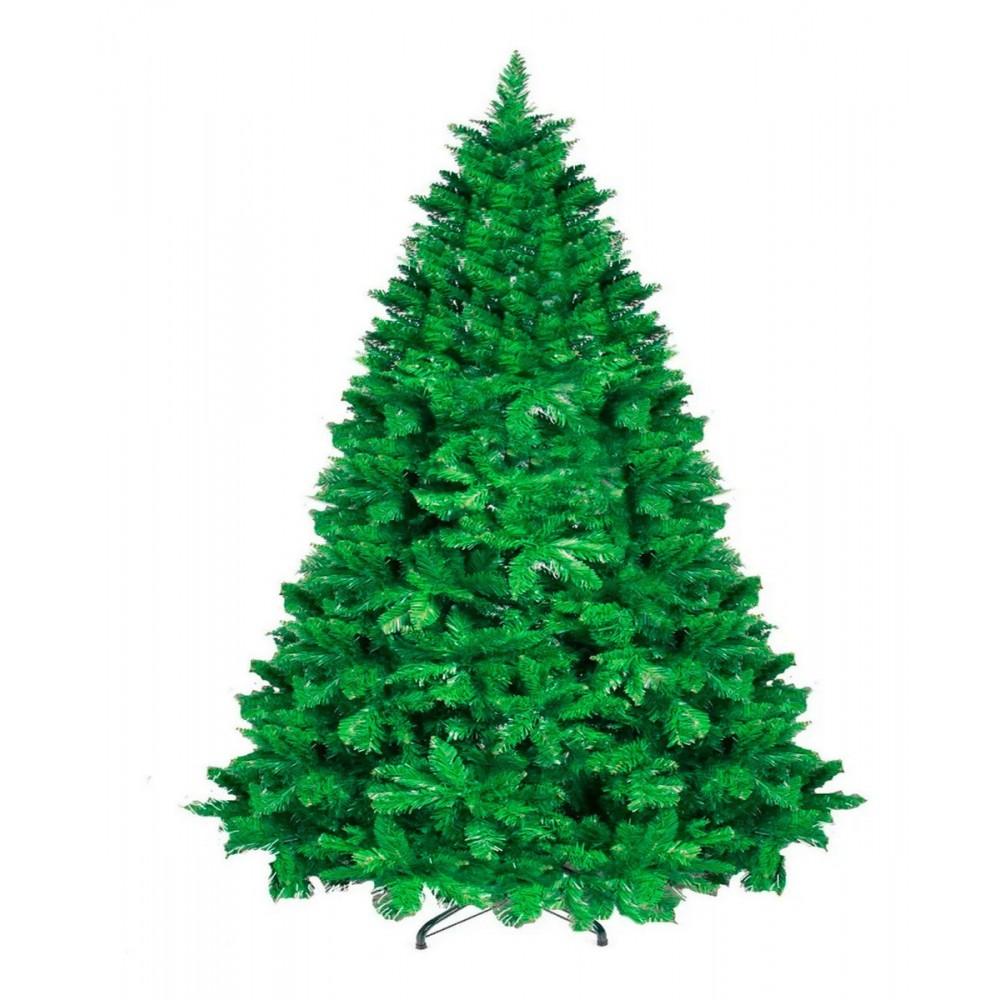 Arbol Navidad Artificial Verde 2.10m Pino Jardimex Premium