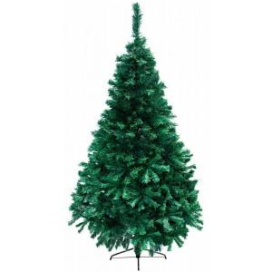 Comprar Arbol Navidad Artificial Frondoso Verde 2.10m Pino Jardimex
