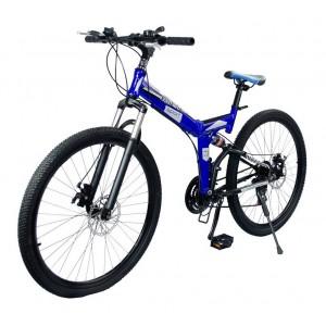 Comprar Bicicleta Montaña Plegable Rodada26-21velocidades Centurfit