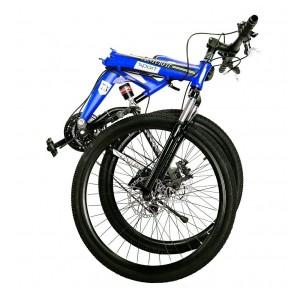 Bicicleta Montaña Plegable Rodada26-21velocidades Centurfit imagen secundaria