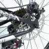 Bicicleta Montaña Plegable Rodada26-21velocidades Centurfit