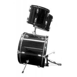 Bateria Musical Acustica 5 Piezas 22 Tambor Baquetas imagen secundaria