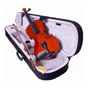 Comprar Violin 4/4 Semiprofesional Con Arco Brea Estuche Audiomex