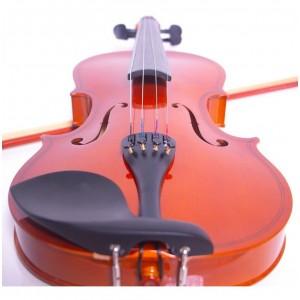 Violin 4/4 Semiprofesional Con Arco Brea Estuche Audiomex imagen secundaria