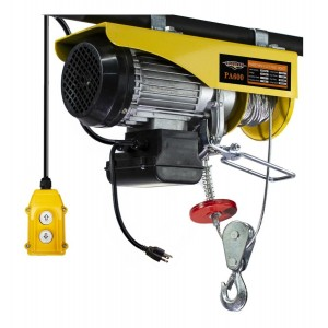 Comprar Polipasto Electrico 400 - 600 Kg Cable 20 Metros Garrucha