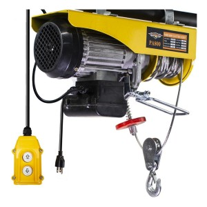 Comprar Polipasto 400 A 800 Kg Electrico Garrucha Tecle 20 Metros