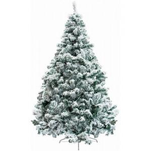 Comprar Arbol Navidad Artificial Nevado 1.90 M Follaje Jardimex Pino