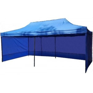 Comprar Toldo Plegable 3 X 6 Paredes Carpa Impermeable Retractil