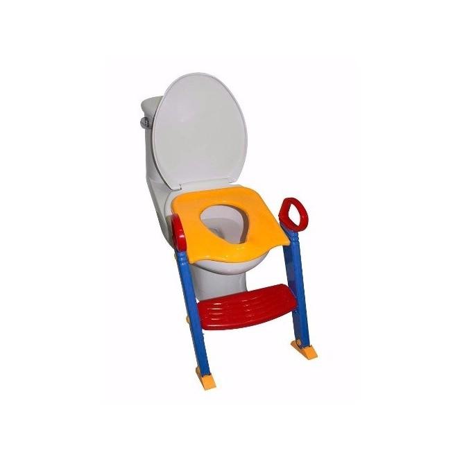 Silla Entrenamiento Para Bebe Baby Wc Seat Baño Asiento