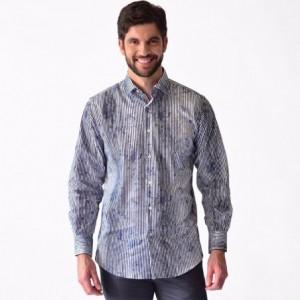 Camisa Casual Formal Algodón Calidad Precio Rack & Pack imagen secundaria