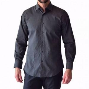 Comprar Camisa Hombre Xl Casual Manga Larga Puntos Rack & Pack