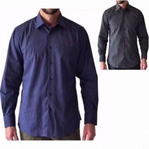 Comprar Camisa Hombre Tallas Extras Casual Puntos Rack & Pack