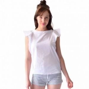Comprar Blusa Mujer Ligera Rack & Pack Algodón Colores Verano