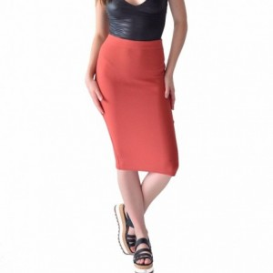 Comprar Falda Mujer Cintura Tubo Lapiz Strech Rack & Pack