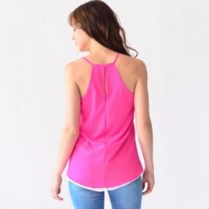 Blusa Tirantes Dama Rack & Pack Doble Vista Verano Moda imagen secundaria