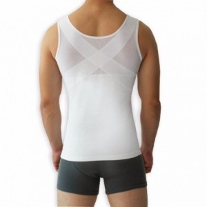 Camiseta Modeladora Bioconfort Faja Hombre Corrector Postura imagen secundaria