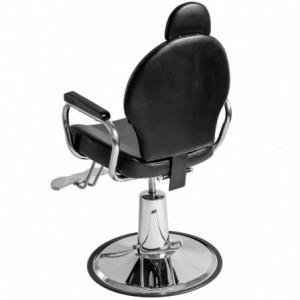Silla Reclinable Barberia Hidraulica Barbero Estetica Sillon imagen secundaria