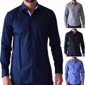 d249a6af68307 Agregar a la lista de deseos. Vista rápida. Camisa Hombre Casual Manga  Larga Envio Gratis Rack   Pack.  279.00