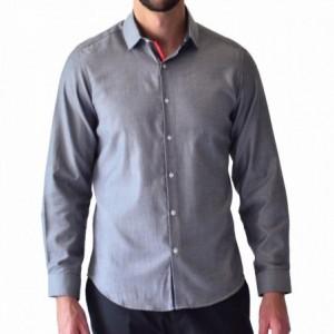 Camisa Hombre Casual Manga Larga Envio Gratis Rack & Pack imagen secundaria